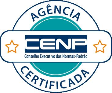 Agência certificada ao CENP