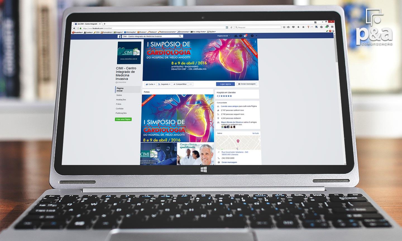 Facebook - Simposio de Cardiologia CIMI