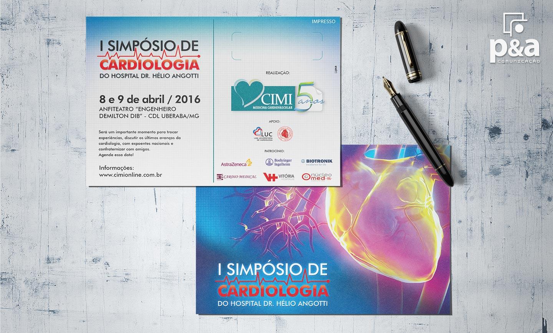 Postal - Simposio de Cardiologia CIMI
