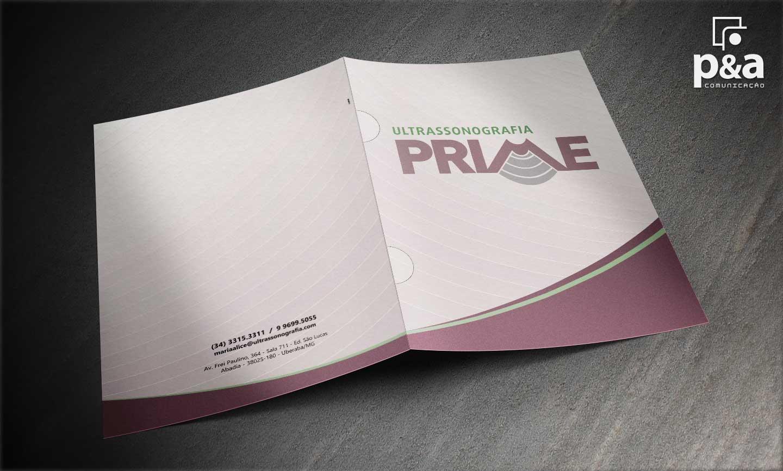 Pasta Ultrassonografia Prime
