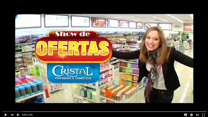 Cristal Perfumaria